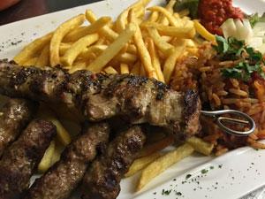 grillteller montenegro