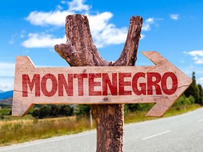 willkommen in montenegro