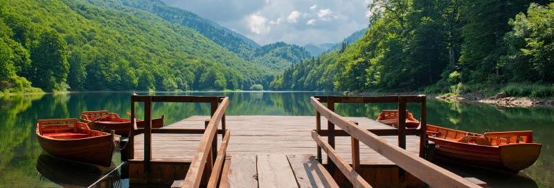 Biogradsko Jezero - Biograd See