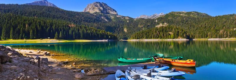 Crno Jezero See